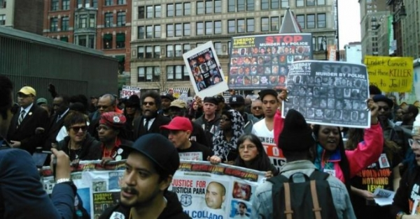 Seizing on Latest Police Killing, National Protests Declare: 'This Must Stop!'
