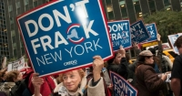 'Not One Well!': Anti-Fracking Coalition Targets NY Gov. Cuomo over Gas Drilling