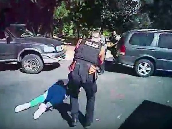 BREAKING: Cop Who Shot Keith Scott on Video Will Not Be Charged