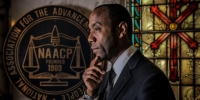 NAACP President Cornell Brooks tells Akron crowd his top priority is restoring voting rights
