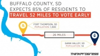 How A South Dakota County Is Suppressing The Native American Vote