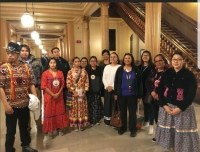How about some good news? Kansas Democratic Representative advances bill for Native Peoples.